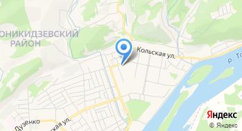 Отделение УФМС РФ по Кемеровской области в Орджоникидзевском районе г. Новокузнецк на карте