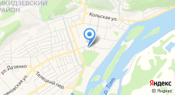 МОСП по Орджоникидзевскому и Кузнецкому районам г.Новокузнецка на карте