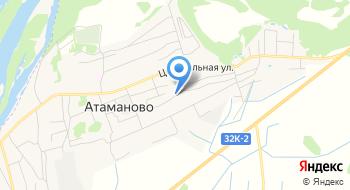 Пресс-центр на карте