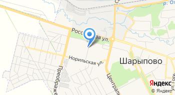 Назаровский Энергостроительный Техникум Шарыповский филиал на карте