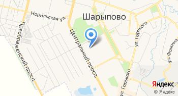 Детская школа Искусств г. Шарыпово на карте