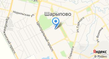 Супермаркет Симпатия на карте