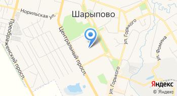 Средняя Общеобразовательная школа № 8 на карте