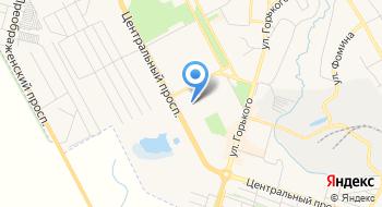 Централизованная Библиотечная Система г. Шарыпово на карте