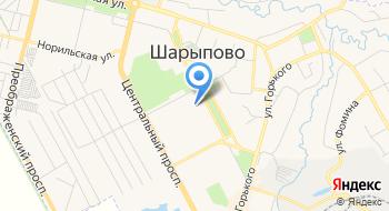 Шарыповский Социально-Реабилитационный центр для Несовершеннолетних на карте