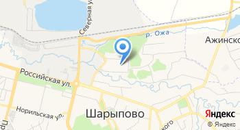 Кабинет УЗИ Балтакова Т.Н. на карте