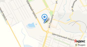 Территориальный отдел Управления Роспотребнадзора по Красноярскому краю в г. Шарыпово на карте
