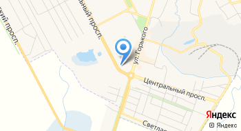 Лагуна-Турс на карте