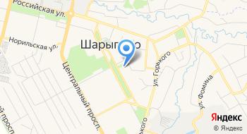 Домовая Лавка на карте