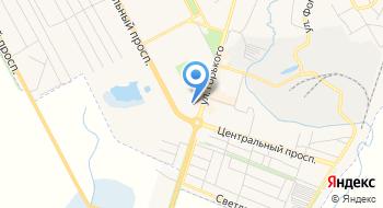 Красноярская мебельная компания на карте