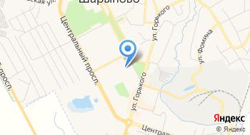 Шарыповская городская стоматологическая поликлиника на карте