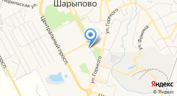УФК по Красноярскому краю, отделение №20 на карте