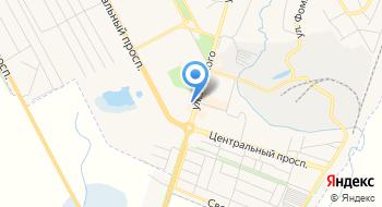 Восточный экспресс банк, банкомат на карте