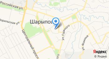 УФМС, отделение в Шарыповском районе на карте