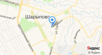 Шарыповская Общеобразовательная школа на карте