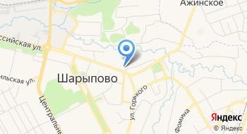 Курсовые, рефераты, задачи г. Шарыпово на карте