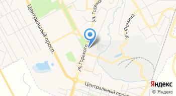 Ремонт компьютеров в Шарыпово на карте
