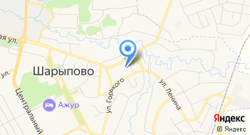 Территориальный Отдел Казначейства Администрации Красноярского края Шарыповское отделение на карте