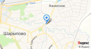 Салон Памятники-Шарыпово на карте