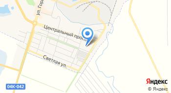 Городской Драматический театр на карте
