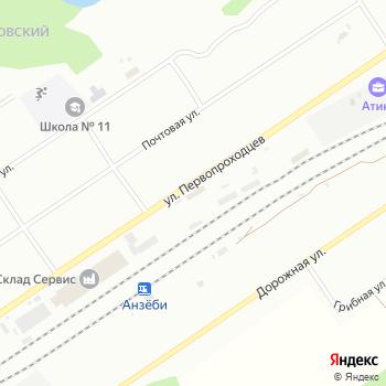 Сытая улыбка на Яндекс.Картах