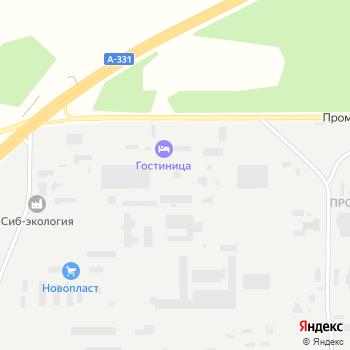 Лесобалт на Яндекс.Картах
