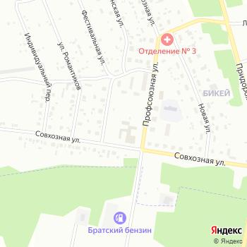Отдел по работе с населением жилого района Бикей на Яндекс.Картах