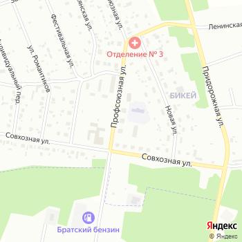 Берёзка на Яндекс.Картах
