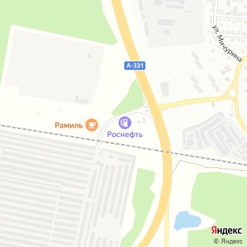АЗС на Яндекс.Картах
