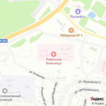 Братская центральная районная больница на Яндекс.Картах