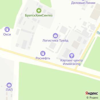 ПЭК на Яндекс.Картах
