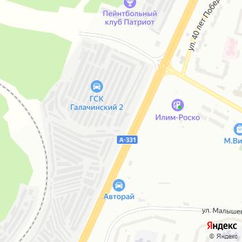 Мостек на Яндекс.Картах