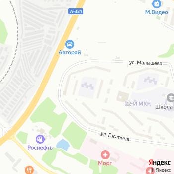 Детский сад №110 на Яндекс.Картах