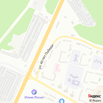 ГородЪ на Яндекс.Картах