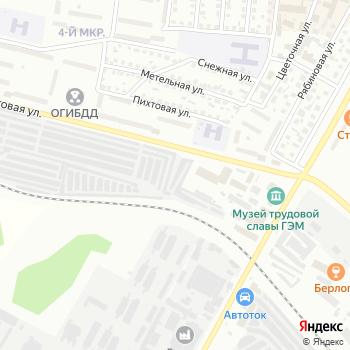 АвтоМаляр на Яндекс.Картах
