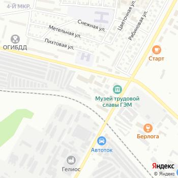 Сварочно-монтажный участок аргонной сварки на Яндекс.Картах