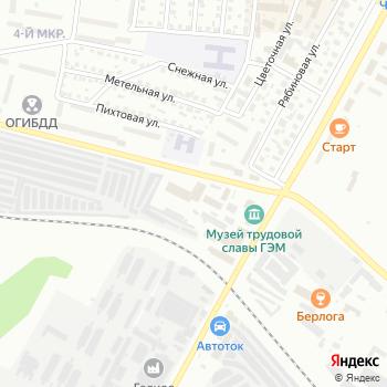 Город Мастеров на Яндекс.Картах