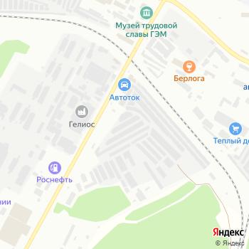 Макс-Авто на Яндекс.Картах