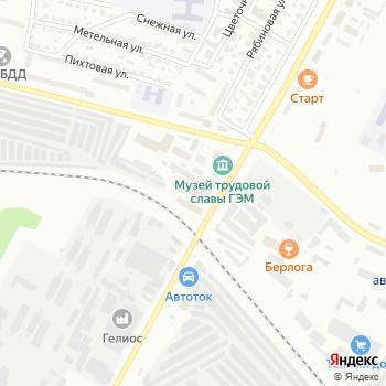 Монтажспецстрой на Яндекс.Картах