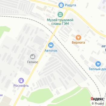 Авто-ритет на Яндекс.Картах
