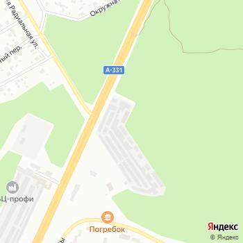 Автотраст на Яндекс.Картах