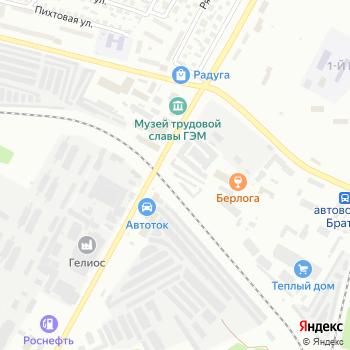 Ойл-сервис на Яндекс.Картах