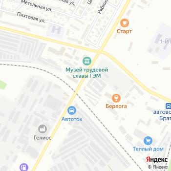 Драйв на Яндекс.Картах
