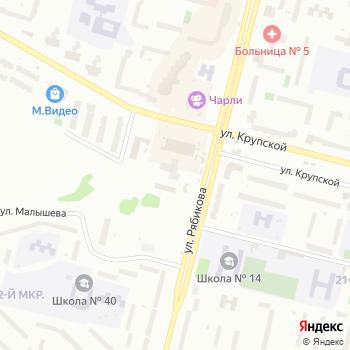 Ритуал на Яндекс.Картах