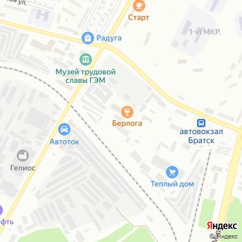 Регион-Электро на Яндекс.Картах