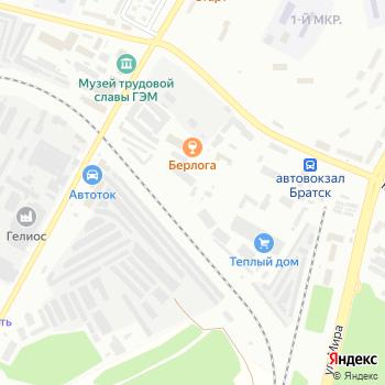 Климат Групп на Яндекс.Картах