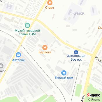 Деловая Сеть-Братск на Яндекс.Картах
