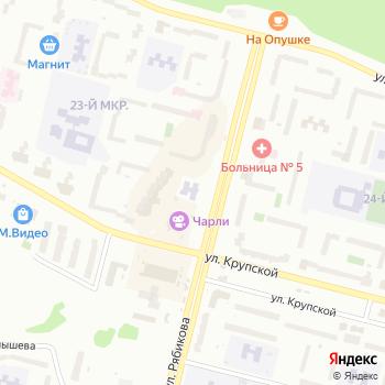 Эстрадная студия на Яндекс.Картах