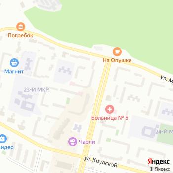 Ева на Яндекс.Картах