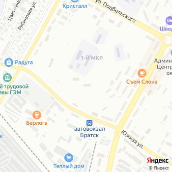 Радио Сибирь на Яндекс.Картах